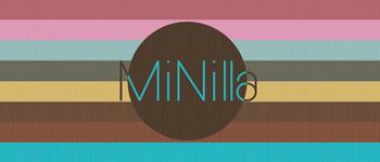 MiNilla AB logotyp