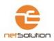 netSolution logotyp