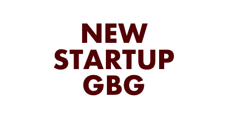 New Startup GBG logotyp