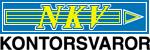 Nkv Kontorsvaror AB logotyp