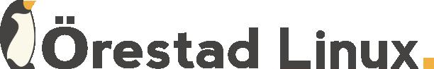 Örestad Linux AB logotyp