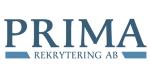 Prima Rekrytering AB logotyp