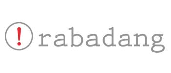 Rabadang Reklambyrå logotyp