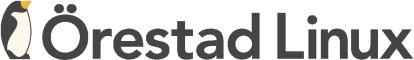 Örestad Linux logotyp