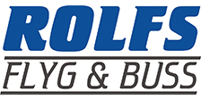 Rolfs Flyg & Buss / Solresor logotyp