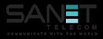 Sanet Telecom AB logotyp