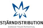 Stjärndistribution ab logotyp