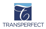 Transperfect translations ab logotyp