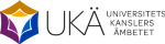 Universitetskanslersämbetet logotyp