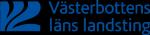 Västerbottens läns landsting, Stab för forskning och utbildning logotyp