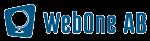 WebOne AB logotyp