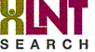 Xlnt search ab logotyp